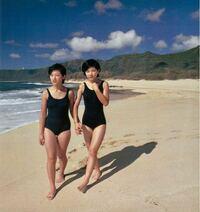 山口百恵さんと桜田淳子さん。今のアイドルのレベルと比べてどうでしょうか?