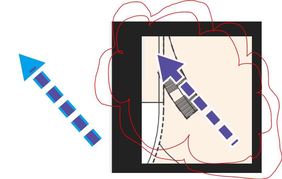 おはようございます。 イラストレーターで、こんなかっこいい、線、どうやって書くんですか? 私が書きたいのは、右側の様な白縁になる線。 アピアランスで線を2重にして作成したのが、左です。 どうした...