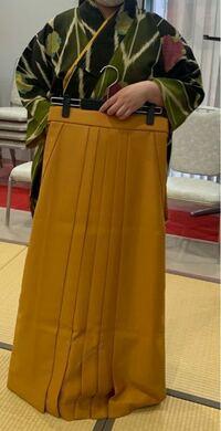 この袴には、どういう髪飾りが合うと思いますか? 髪型はボブなのでハーフアップにする予定です!
