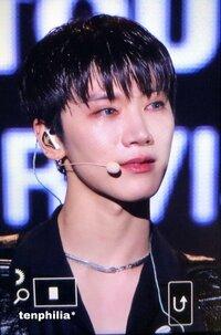 テンくんは何故泣いてるんですか?  NCT wayv