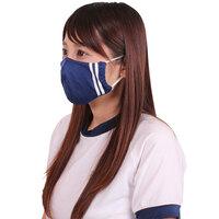 女子刑務所にて、こういうマスクを常時着用させておくのはどうでしょうか? 囚人服のトップスも画像のようなバレーシャツにして、画像のようなマスクを着用させておくのです。ただ、コロナのクラスターが怖いので、独房で統一させることとします。