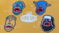 King Gnuのこのキャラクター?って何なんですか? メンバーをイメージしてるんですか??