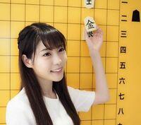 日本棋院の囲碁棋士だそうです。 可愛いですね。 名前はなんというのですか? 棋力はどれくらいですか?
