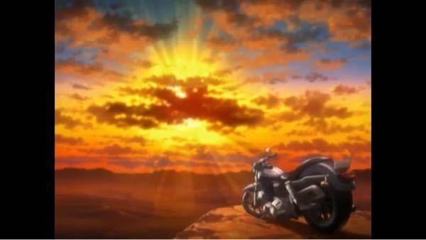 銀魂の8番目エンディング、speed of flowでエリザベスが乗っているバイクの機種ってわかりますか? 元ネタになった機種などがあるのでしょうか?