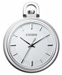 シチズンの懐中時計なんですけど、この画像の懐中時計って何でいう名前なんですか? 紐を括り付けるところが丸い輪っかになっていないタイプです。