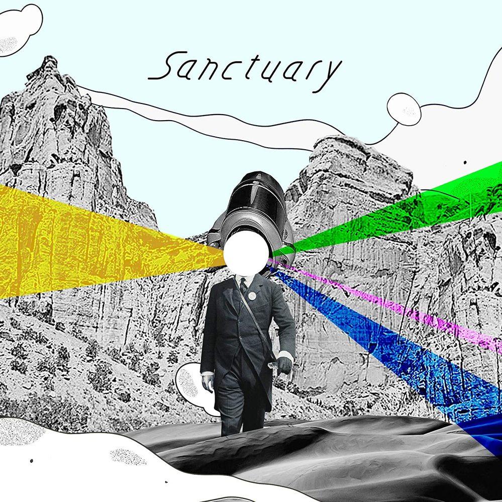 """中田裕二のアルバム""""sanctuary""""のタイトルに使われているフォントの名前をご存じの方、おりませんか。"""