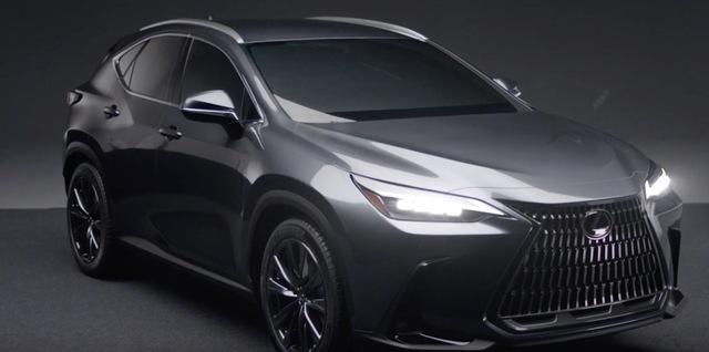 新型レクサスNX(LexusNX)の画像がリークしたそうですがどう思いますか? https://