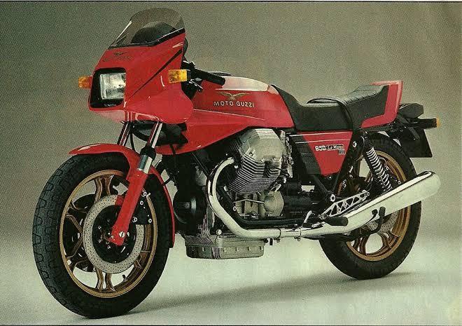 1981〜84年まで製造販売されていたイタリアのメーカー motoguzzi[モトグッツィ]のle mans Ⅲ / ルマンⅢ について質問です。 当時福田モーター商会で正規輸入販売されていたと...