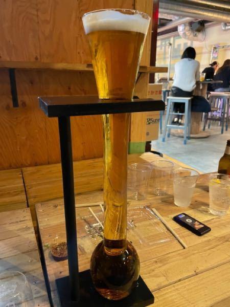このビールが飲みたいのですが どこのお店か分かりますか? 大阪にあるようなのですが