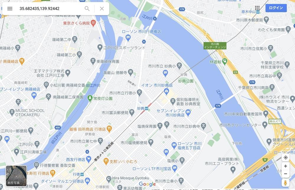 旧江戸川や江戸川とか川の近くに住むのは ちょっと危険ですか? 海の近くよりは危険ではないですか?