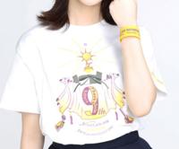 坂道TシャツクイズPart120⊿ 画像のTシャツを着てる  現役または、元坂道メンバーは  さて、誰でしょう?