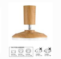 照明器具の取付けについて。  新居の天井に引掛埋込ローゼットAが付いています。 手持ちの照明器具が、引っ掛けシーリング専用です。 これを使うためのアダプターなどは存在しますか?  (別途、引っ掛けシーリング用照明を、ダクトレールに設置するアダプターは見つけたのですが…)