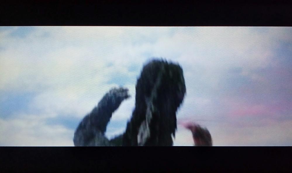画像大喜利です(143)・次の画像のキャラクターのセリフを考えて下さい。 ・登場キャラクターは「ゴジラ」です。