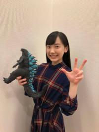 芦田愛菜はゴジラより大きかったのですか?