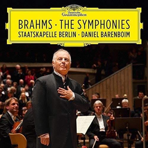 ブラームス:交響曲全集(1~4)ダニエル・バレンボイム指揮。 CDの説明。 「フルトヴェングラーの後継者としてドイツ音楽を得意としている現代最高の巨匠指揮者バレンボイムの真骨頂。」 とのことです。 バ
