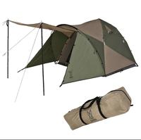 最近キャンプが気になり始めたので、初めてテントを買おうと思っています。  気になっているのは、  DOD T5-674-KH ザ・ワンタッチテントL です。 他のカマボコテントや、ワンポールテントなど、他のテントはYouTubeにたくさん動画があるのですが、  このテントの動画は少ないです。  あまり人気がないのでしょうか?  それとも、最近のテントではないのでしょうか?