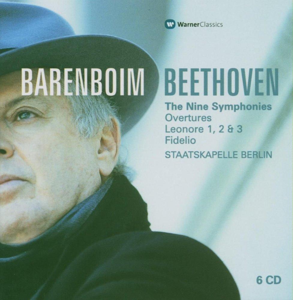 ベートーヴェン:交響曲全集(6枚組)/Barenboim: Beethoven: The Nine Symphonies (ダニエルバレンボイム指揮シュターツカペレベルリン) ・CDの説明。 ダ...