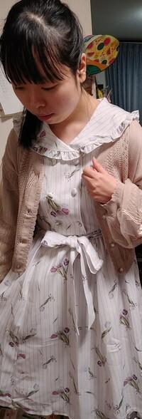このファッション、可愛いですか?  お礼25枚。