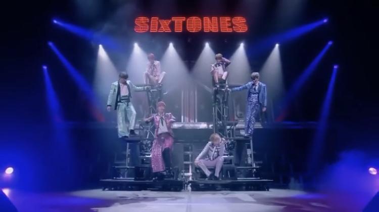 SixTONESについて質問です。 画像のこの公演はなんという名前の公演ですか?わかる方教えてくださると嬉しいです。