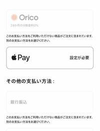 AppleストアでiPhoneを購入したいのですが、分割払いが出来ません。どのように対処すれば良いのでしょうか?