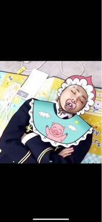シズニさんに質問です。 このナナちゃんは公式からの写真でしょうか?  NCT NCT Dream NCT U ジェミン