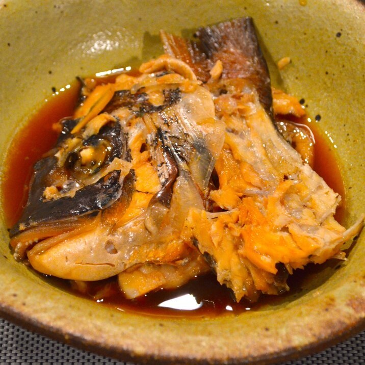 鯛のあら煮は好きですか