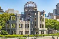 広島県で連想するものは? カキ はだしのゲン 原爆ドーム 交通博物館 STU もみじまんじゅう