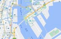 鮫洲から東京ビッグサイトや国際展示場に自転車で行きたいのですが 鮫洲試験場から自転車で行くにはどのルートを通った方がいいのでしょうか? お台場へ繋がる道ってグーグルマップを見ると車道しかないようなのですが。 よろしくお願いします。