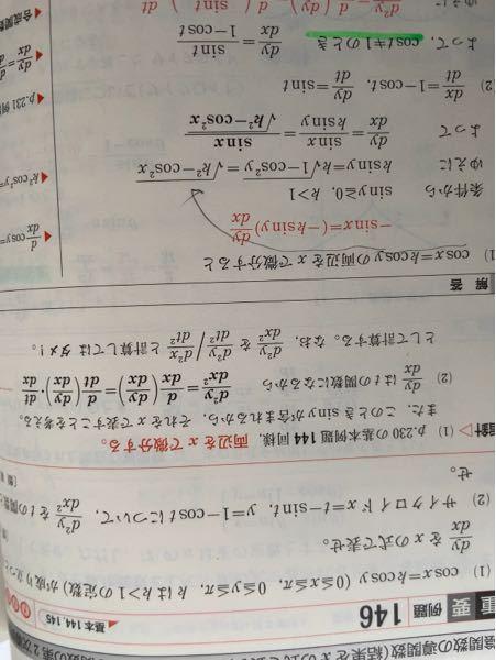 (1)の条件からsiny>=0、K>1という条件はなんのためにあるんでしょうか??