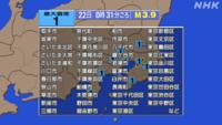 この地震情報を見てどう思いますか