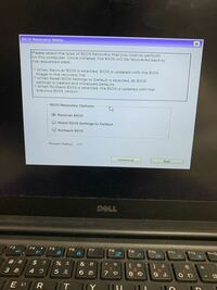 パソコンを開く度にこの画面になるんですけど対処法教えてください。