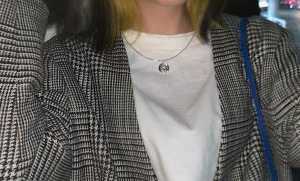 【ネックレス】 こちらのネックレスはどこのものでしょうか? 色々検索しても見つかりません。 回答よろしくお願いします!