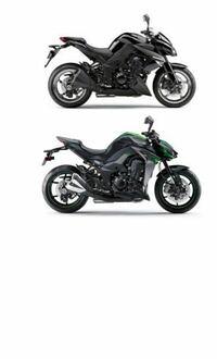 z1000 現行型 バイク メンテナンス オートバイの車検に詳しい方にご質問致します。  z1000(2018年)純正サイレンサーに、 z1000(2011年)純正サイレンサーを取付けて車検は通るのでしょうか?