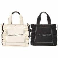 JILL by JILLSTUARのフリルトートバッグを買おうと思っているのですが、どちらの色の方が可愛いですか?