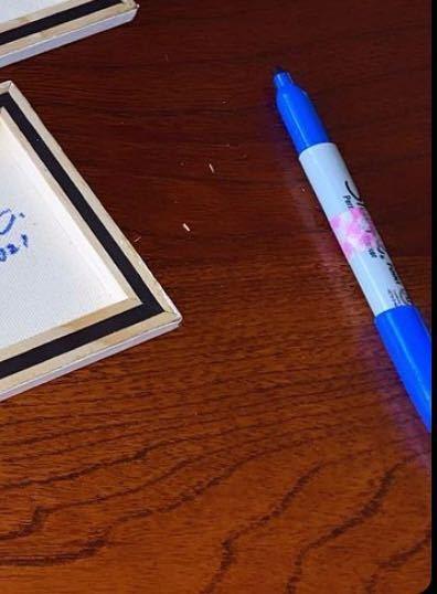 このペンはどこのものでしょうか? 文房具 筆記用具