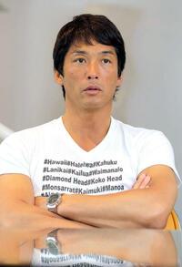 長嶋一茂は、空手何級ですか?