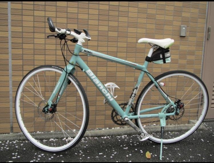 ヤフオクでこのバイクを52000円で買ったのですが。このビアンキはローマ何でしょうか?あとこの価格は適正だったのでしょうか? 見識のあるかた教えていただけると幸いです。