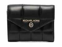 下の画像の財布が欲しいんですが、MICHEAL KORSの公式サイトで探してみても無くて、、。 FARFETCHのサイトで見たんですが、本物ですか?それと、店舗では売ってますか?