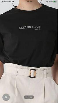 このTシャツの英語の意味ってなんですか? 着てたら恥ずかしいですか?