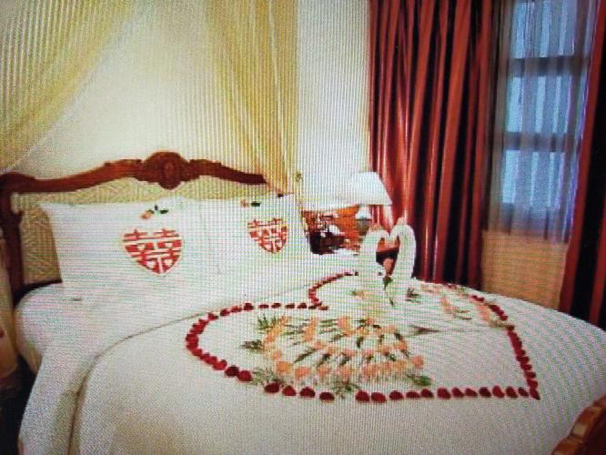 この画像だけでどこのホテルの 客室かわかりますか?