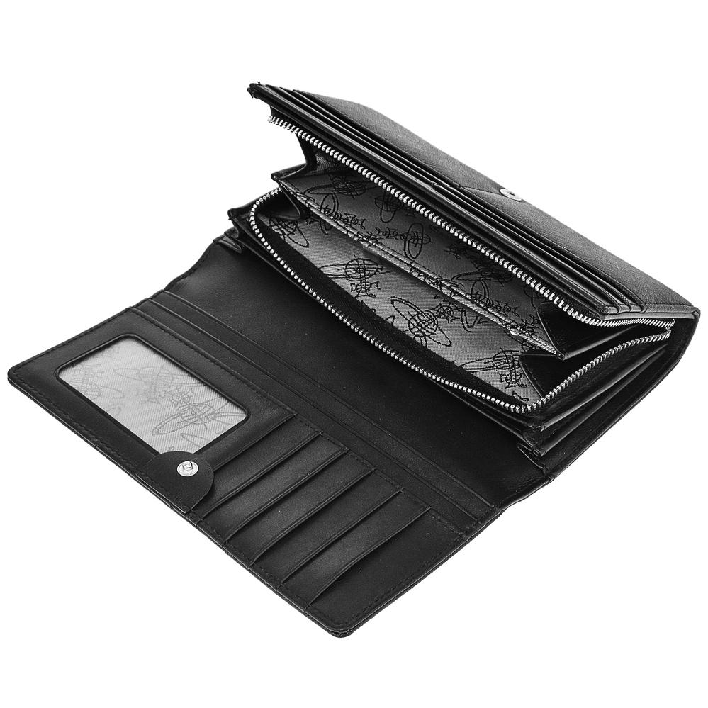 現在30歳になったばかりの女性です。 そろそろ財布を買い替えたいなと思ってます。 現在使用しているのは22歳頃に購入したVivienneWestwoodの長財布です。 約10年近く使っている事もあり、かなり馴染んでいるのですが、劣化が目立つようになったのと、落ち着いたデザインのものを探してます。 ラウンドファスナーではない長財布 開けた時に内側にカードホルダー希望(画像添付) MIUMIU...