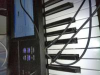 電子ピアノ(シンセサイザー)の音を直接android(ver10)で録音する方法を教えて下さい。 以下のものを使ったのですがスマホ既存のマイクしか反応しません。