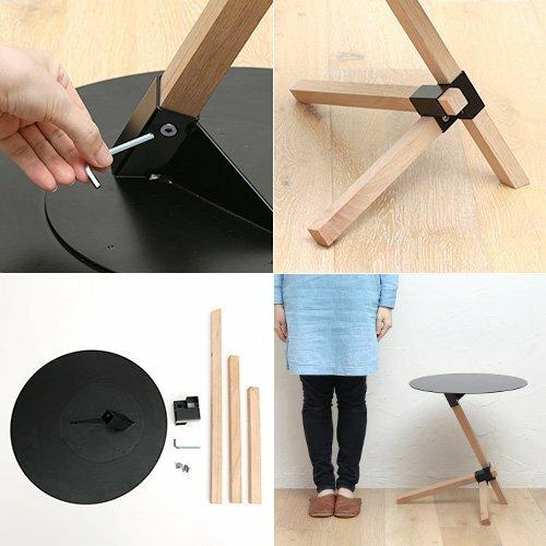 木材と鉄、斜めでの固定方法を教えて下さい 画像のようなテーブルを自作したいと思っているのですが、木材と鉄板を斜めに固定する方法がさっぱり浮かびません 垂直でしたらいくらでも方法はあると思いますが、斜めとなると色々検索しても出てきません 画像のような溶接技術も持ち合わせていません・・ 難しいようなら諦めようかと思います 木工スキルは素人同然です 今までペン立てとデスクランプを作った位です 宜し...
