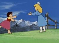 ウマ娘12話のメジロマックイーンが埒につかまって倒れるところにトウカイテイオーが「奇跡を起こす」と宣言するところと、 この場面が実に対称的じゃないでしょうか?