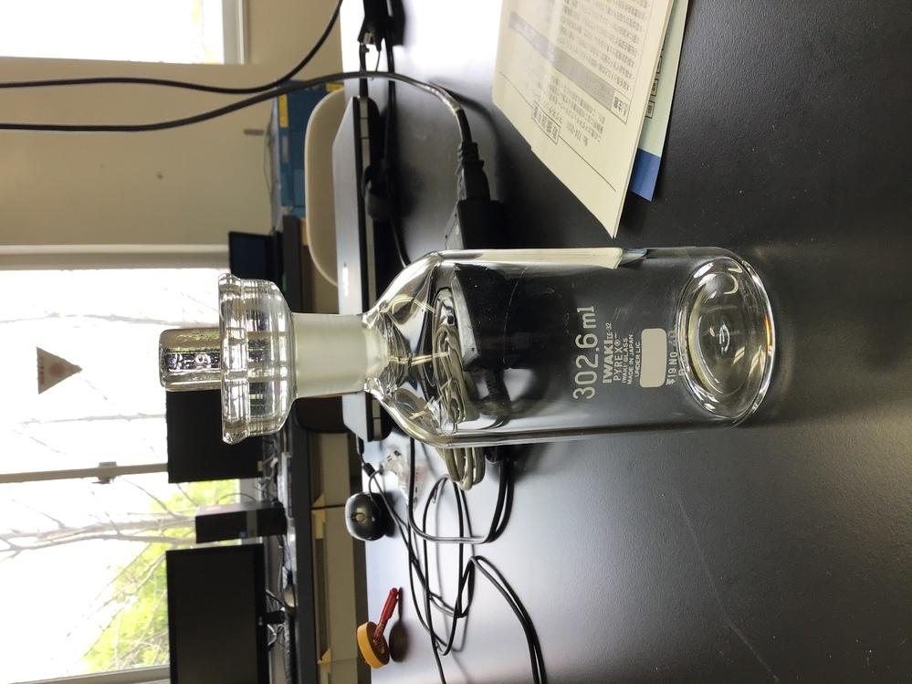 研究室を整理していたところ、写真のガラス機具が出てきました。 この器具の名称と、出来れば使用用途を教えてください。