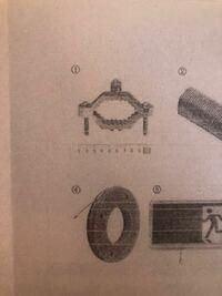 電気工事で使われる品物について。 1番と4番の品物の名称を教えてください。