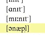 発音記号 Tの上にある横棒と、Pの下にある縦棒はなんですか。。?。?