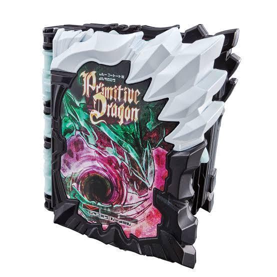 ワンダーライドブックについて質問です。 プリミティブドラゴンワンダーライドブックですが無銘剣虚無や土豪剣激土にセットする事は可能ですか?