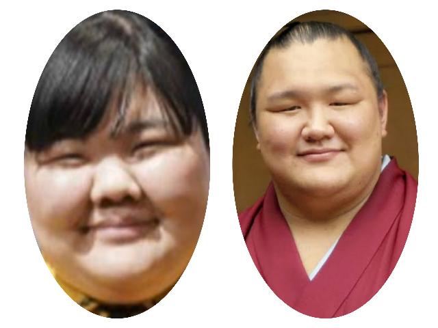 すみません、どちらが北勝富士関ですか?