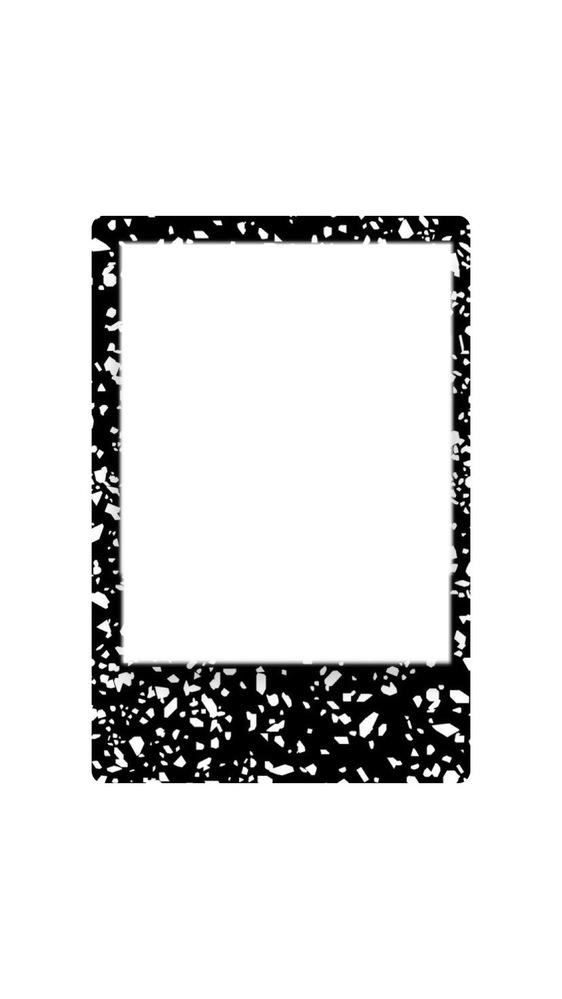 画像を切り抜いて中央を四角く背景透過にしたいのですが、やり方が分かりません。アプリを使うと背景透過したい部分が逆になってしまいます... 画像の真ん中にある白色が背景透過したい部分で、柄だけ残し...